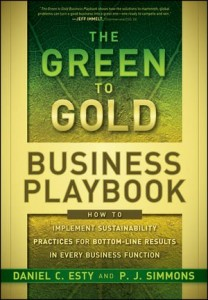 Green to Gold – Daniel Esty & Andrew Winston