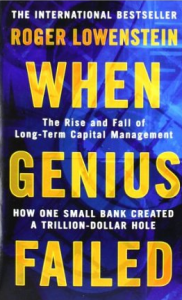 When genius failed – Roger Loewenstein