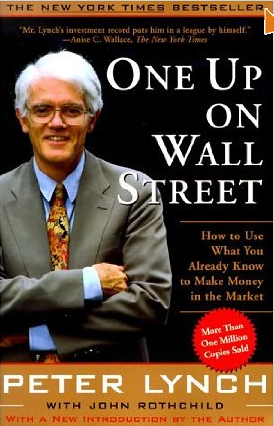 One upon Wallstreet – Peter Lynch