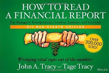 How to Read a Financial Report – John Tracy