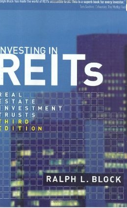 Investing in REIT´s –  Ralph Block