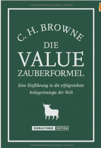 value zauberformel