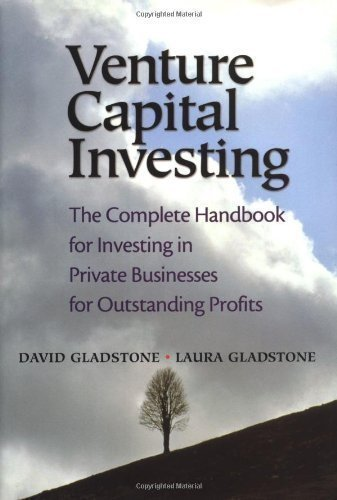 Venture Capital Investing – David Gladstone und Laura Gladstone