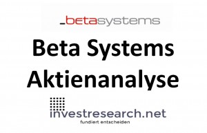 Beta Systems Aktienanalyse