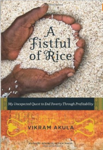 a fistfull of rice