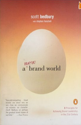A new brand world – Scott Bedbury