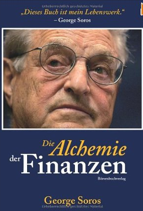 Alchemy of Finance (Alchemie der Finanzen) – George Soros
