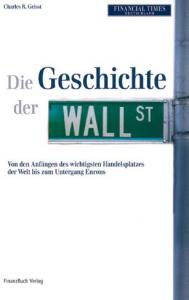 die geschichte der wall street