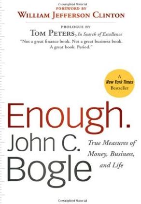 Enough (Was wirklich zählt im Leben) – John Bogle