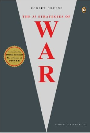 The 33 strategies of war – Robert Greene