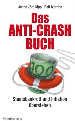 Das Anti-Crash-Buch – Janne Jörg Kipp, Ralf Morrien