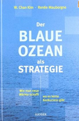 Blue Ocean Strategy (Der Blaue Ozean als Strategie) – Chan Kim und Renee Mauborgne