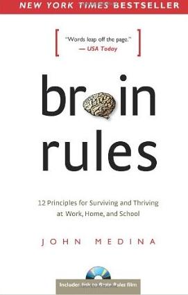 Brain Rules – John Medina