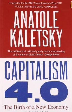 Capitalism 4.0 – Anatole Kaletsky