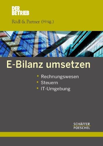 E-Bilanz umsetzen – Rödl&Partner