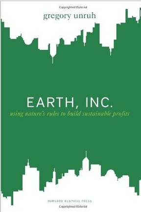 Earth, Inc. – Gregory Unruh