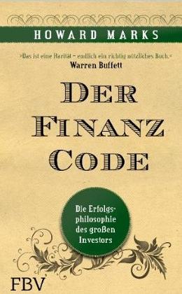Der Finanz Code – Howard Marks