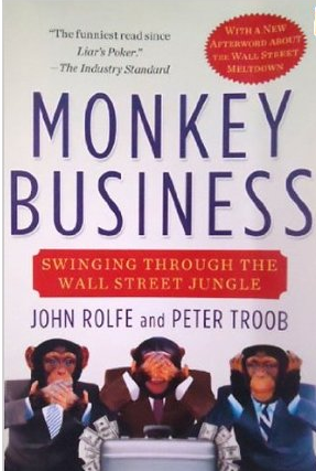 Monkey Business – John Rolfe und Peter Troob