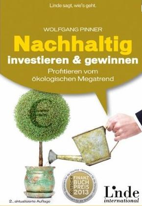 Nachhaltig Investieren und Gewinnen – Wolfgang Pinner