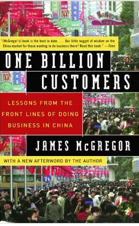 One Billion Customers – James McGregor