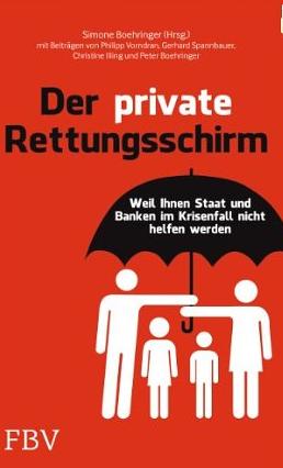 Der private Rettungsschirm – Simone Boehringer