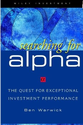 Searching for Alpha – Ben Warwick