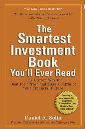 The Smartest Investment Book you´ll ever read – Daniel Solin