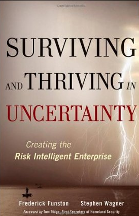 Surviving and Thriving in Uncertainty – Frederick Funston und Stephen Wagner