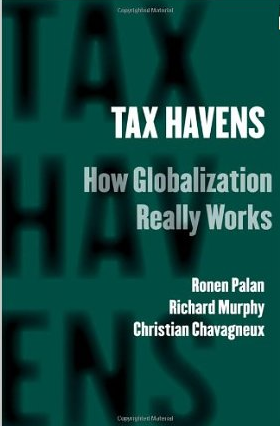 Tax havens – Ronen Palan, Richard Murphy und Christian Chavagneux