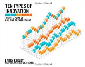 Ten Types of Innovation – Larry Keeley, Helen Walters, Ryan Pikkel und Brian Quinn