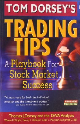 Tom Dorsey´s Trading Tips – Thomas Dorsey