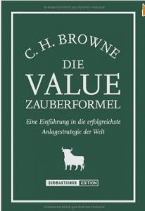 value zauberformel