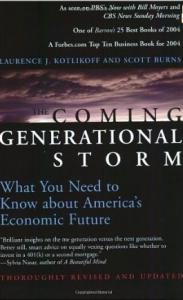 coming generational storm