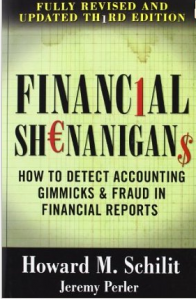 financial sheningans
