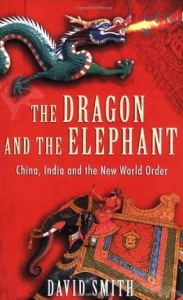 teh dragon and the elephant