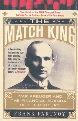 The Match King – Frank Partnoy