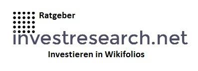 Investieren in Wikifolios