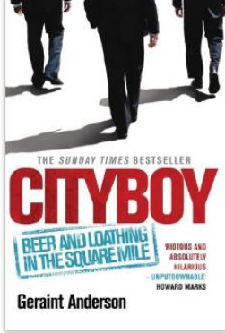 City Boy – Geraint Anderson