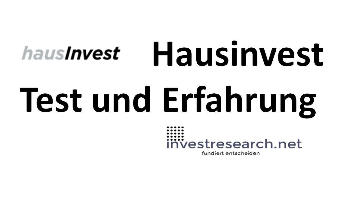 Hausinvest Test