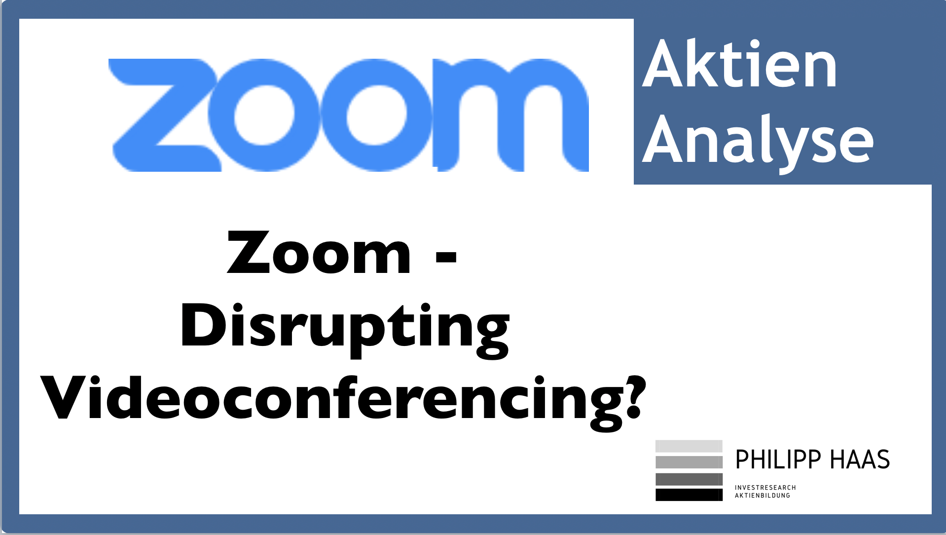 Ipo etf with zoom holdings