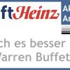 Kraft Heinz Aktie: Die Chance deutlich günstiger als Warren Buffet zu kaufen? Eine Videoanalyse