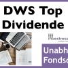 DWS Top Dividende LD- Ein guter Investmentfonds?