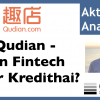 Qudian Inc. – Ein wachsendes Fintech mit KGV 5 aus China