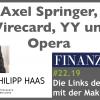 Wirecard, Axel Springer, YY und Opera: Finanzpost #22.19