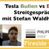 Tesla Aktie: Ein rationales Streitgespräch zwischen einem Bullen und Bären