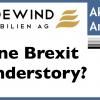 Godewind Immobilien Aktie: Kann vom Brexit mit Frankfurt profitieren?