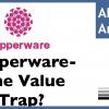 Tupperware  (TUP)Aktie: Reicht ein 5er KGV für die Tupperboxen ?