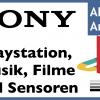 Sony Aktie:  Playstation, Filme, Musik und eine hochprofitables Produkt, das keiner kennt