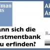 Goldman Sachs (GS) Aktie: Investmentbank stellt sich breiter auf mit Apple Card und Online Vermögensverwaltung