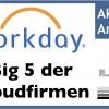 Workday Aktie: Einer der globalen Cloudplattformen und stark in Human Capital Management